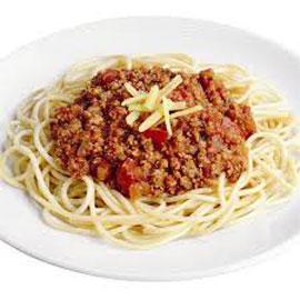 Spaghetti-Bolognaise