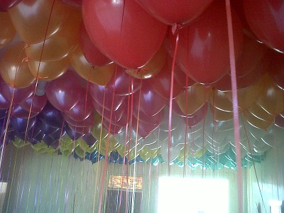 Helium for Latex or Foil Balloons