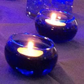 Tealight-candle-holders