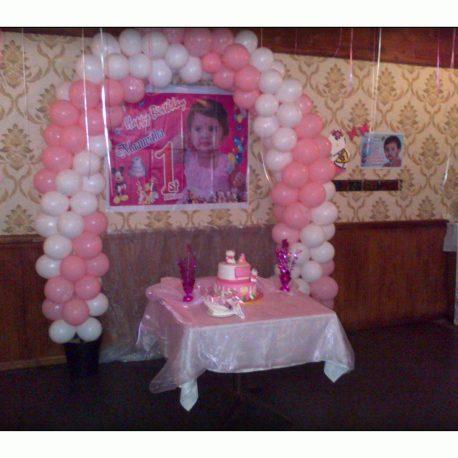 Balloon Arch P & W