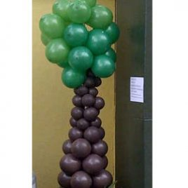 Balloon Trees ,Flowers and Characters