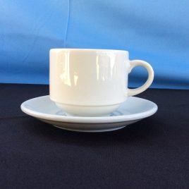 Cup and Saucer