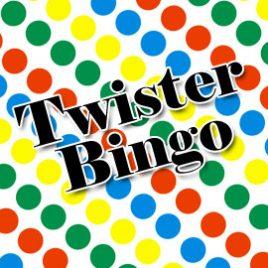 Twister Bingo