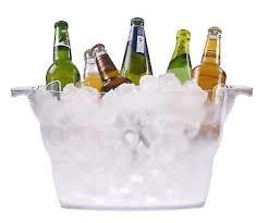 Ice Bath with Ice